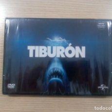 Cine: TIBURÓN. DVD NUEVO, A ESTRENAR. Lote 100573891