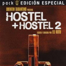 Cine: PACK HOSTEL - 2DVDS - PRECINTADO. Lote 100575811