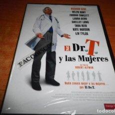 Cine: EL DR. T Y LAS MUJERES DVD PRECINTADO 2000 ESPAÑA ROBERT ALTMAN RICHARD GERE . Lote 100737339