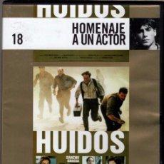 Cine: HUIDOS ( SANCHO GRACIA + SARA MORA) : ELLOS HUYEN ...ELLAS SUFREN LAS CONSECUENCIAS . Lote 100927011
