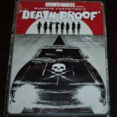 Cinema: DVD - DEATH PROOF - DIRECTOR: QUENTIN TARANTINO. Lote 101112199