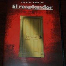 Cine: DVD - EL RESPLANDOR - DIRECTOR: STANLEY KUBRICK. Lote 101112315
