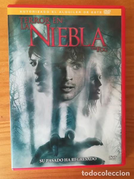 TERROR EN LA NIEBLA -DVD- THE FOG, TOM WELLING, MAGGIE GRACE, SELMA BLAIR, RUPERT WAINWRIGHT (Cine - Películas - DVD)
