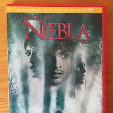 Cine: TERROR EN LA NIEBLA -DVD- THE FOG, TOM WELLING, MAGGIE GRACE, SELMA BLAIR, RUPERT WAINWRIGHT . Lote 101123343