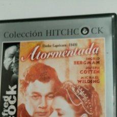 Cine: ATORMENTADA, DE ALFRED HITCHCOCK, CON INGRID BERGMAN Y JOSEPH COTTEN.. Lote 101132546