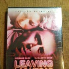 Cine: PRECINTADA!! EDICIÓN ESPECIAL DVD LEAVING LAS VEGAS, DE MIKE FIGGIS. CON NICOLÁS CAGE ELISABETH SHUE. Lote 101161878