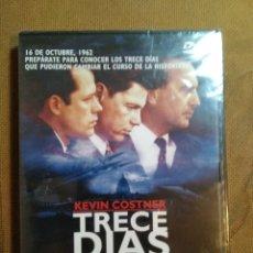 Cine: PRECINTADA!! DVD TRECE DÍAS DE ROGER DONALDSON, CON KEVIN COSTNER.. Lote 101162107