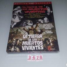 Cine: LA TIERRA DE LOS MUERTOS VIVIENTES (DVD NUEVO PRECINTADO). Lote 101170988