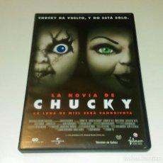 Cine: DVD LA NOVIA DE CHUCKY. Lote 101305319