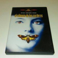 Cine: DVD EL SILENCIO DE LOS CORDEROS. Lote 101308139