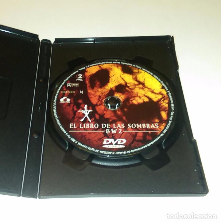 Cine: DVD EL LIBRO DE LAS SOMBRAS BW2 - Foto 3 - 101308519