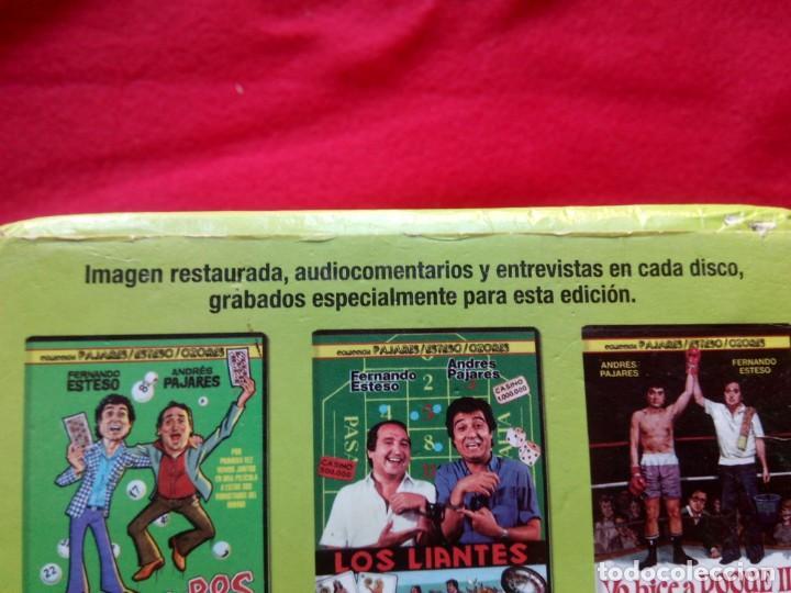 Cine: 9 DVD COLECCION COMPLETA PAJARES ESTESO OZORES ESTUCHE ENVÍO 5€* IMAG REST AUDIOCOMENTARIOS ENTREVIS - Foto 7 - 101345083