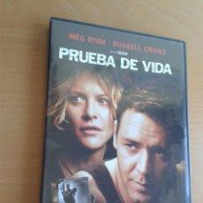 Cine: CINE DVD PELICULA PRUEBA DE VIDA. Lote 101389919