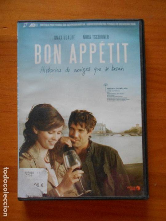 DVD BON APPETIT - UNAX UGALDE - NORA TSCHIRNER (U4) (Cine - Películas - DVD)