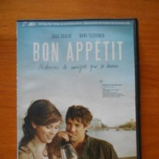 Cine: DVD BON APPETIT - UNAX UGALDE - NORA TSCHIRNER (U4). Lote 101398763