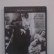 Cine: DVD - EL FANTASMA DE LA ÓPERA. Lote 101424586