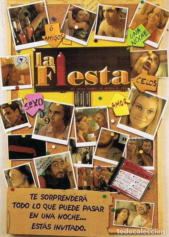 DVD LA FIESTA (Cine - Películas - DVD)