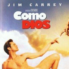 Cine: DVD COMO DIOS JIM CARREY . Lote 160803310