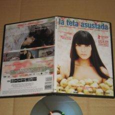 Cine: LA TETA ASUSTADA (DVD SLIM). Lote 101612643
