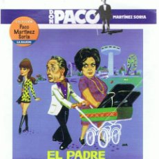 Cine: DVD EL PADRE DE LA CRIATURA PACO MARTINEZ SORIA. Lote 101614455