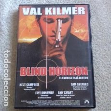 Cine: BLIND HORIZON DVD CON VAL KILMER Y FAYE DUNAWAY. Lote 101668187