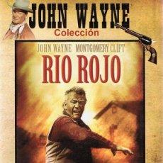 Cine: DVD RÍO ROJO JOHN WAYNE . Lote 101748779