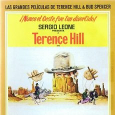 Cine: DVD EL GENIO TERENCE HILL. Lote 101751555