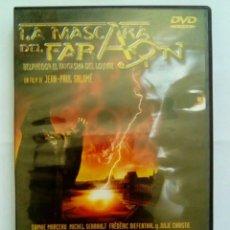 Cine: LA MASCARA DEL FARAON (MINIMAS SEÑALES DE USO). Lote 102024627