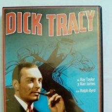 Cine: DICK TRACY (COMO NUEVO). Lote 102069963