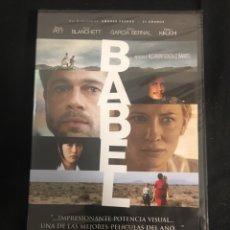 Cine: BABEL ( DVD NUEVO PRECINTADO ). Lote 102371734