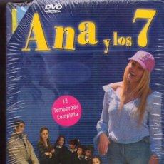 Cine: ANA Y LOS 7 *** PRIMERA TEMPORADA COMPLETA *** AÑO 2002. Lote 102393335