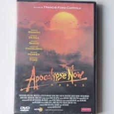 Cine: APOCALYPSE NOW - REDUX - FRANCIS FORD COPPOLA - MARLON BRANDO - PRECINTADA. Lote 102426511
