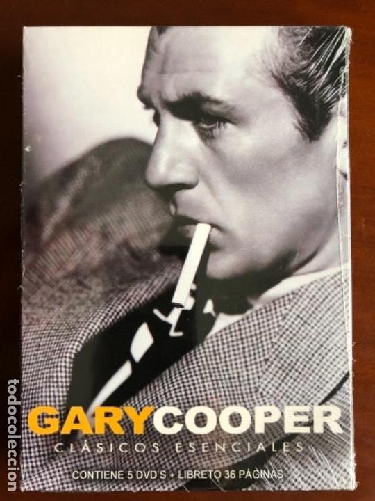 GARY COOPER -PACK 5 DVDS (Cine - Películas - DVD)