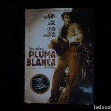 Cinema: PLUMA BLANCA - DVD NUEVO PRECINTADO. Lote 267035809