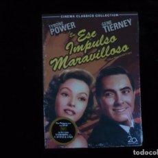Cine: ESE IMPULSO MARAVILLOSO - DVD NUEVO PRECINTADO. Lote 194614236