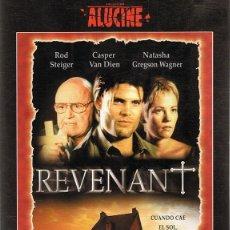 Cine: DVD REVENANT ROD STEIGER . Lote 102583527