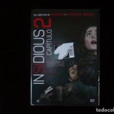 Cine: INSIDIOUS 2 - DVD NUEVO PRECINTADO. Lote 102634291