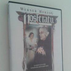 Cine: CINE DVD PELICULA NOSFERATU,WERNER HERZOG. Lote 102680031