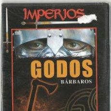 Cine: DVD CINE - GODOS BARBAROS - COLECCION IMPERIOS - NUEVO CON PRECINTO ORIGINAL. Lote 102686623