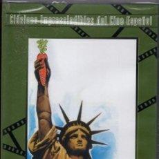 Cine: REINA ZANAHORIA DVD (FDO.FERNAN GOMEZ) :UN CONCIENZUDO PLAN PARA SACAR LOS DINEROS A UNA AMAMERICANA. Lote 102835383