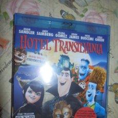 Cine: PELÍCULA - DIBUJOS ANIMADOS - DVD BLUE-RAY - HOTEL TRANSILVANIA -. Lote 102939791