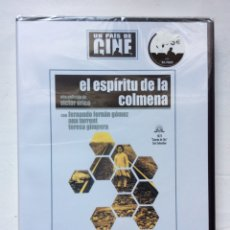 Cine: EL ESPÍRITU DE LA COLMENA. VÍCTOR ERICE. EL PAÍS 40. DVD. PRECINTADO. Lote 102941488