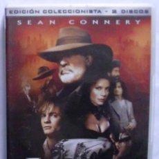 Cine: DVD LA LIGA DE LOS HOMBRES EXTRAORDINARIOS. SEAN CONNERY. Lote 103069423