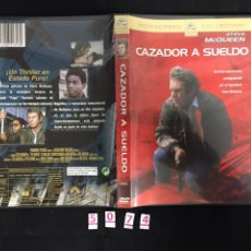 Cine: CAZADOR A SUELDO DVD SEGUNDA MANO. Lote 103071482