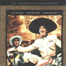 Cine: CINE GOYO - DVD - LA MARCA DE SATANAS - LUIS AGUILAR - FLOR SILVESTRE - CROX ALVARADO - RARA- *AA98. Lote 103142847
