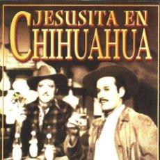 Cine: CINE GOYO - DVD - JESUSITA EN CHIHUAHUA - PEDRO INFANTE - SUSANA GUIZAR - RENE CARDONA - RARA- *AA98. Lote 103144491
