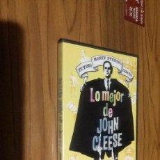 Cine: LO MEJOR DE HOHN CLEESE. MONTY PYTHONS FLYING CIRCUS. DVD EN BUEN ESTADO. RARO. Lote 103157403