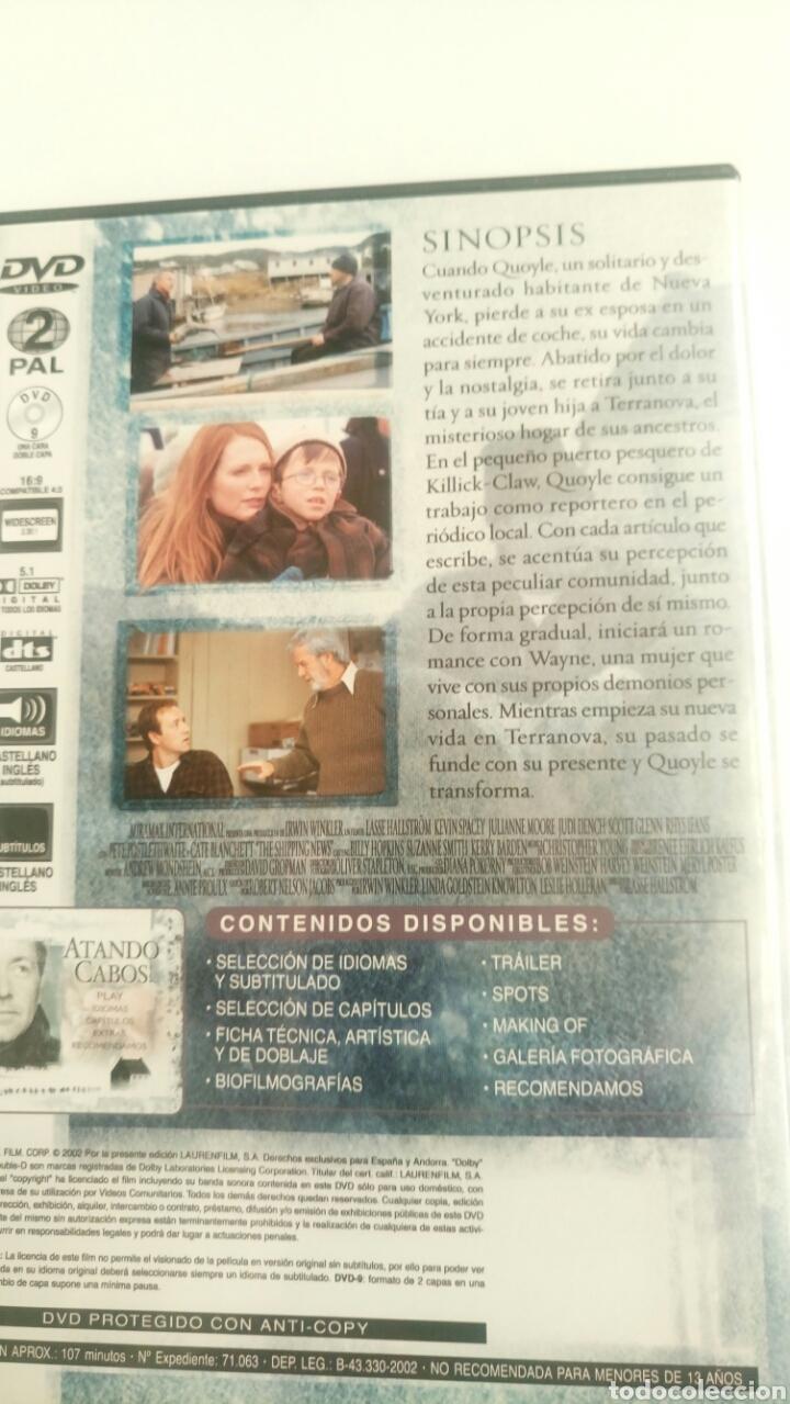 Cine: Atando cabos, con Julianne Moore, Judi Dench, Cate Blanchett y Kevin Spacey. - Foto 2 - 79004339