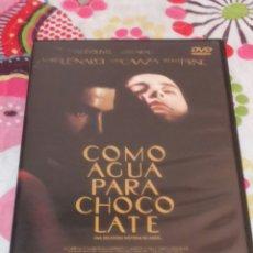 Cine: DVD. COMO AGUA PARA EL CHOCOLATE. DESCATALOGADA.. Lote 103191735