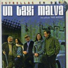 Cine: UN TAXI MALVA DVD. Lote 103258039